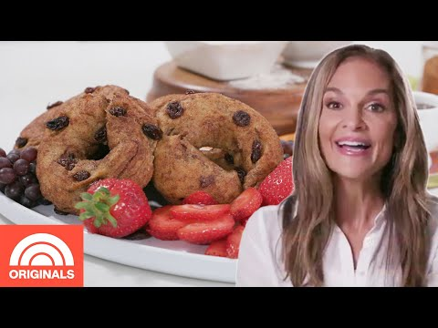 Joy Bauer's Skinny Cinnamon Raisin Bagels | Joy Full Eats | TODAY ...