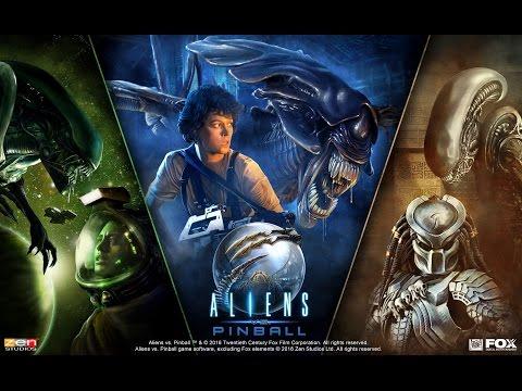Zen Pinball 2 - Aliens vs Pinball