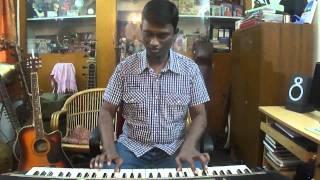 N.Nagendran Playing Keyboard PIANO Style song;Kangal Irandal,subramaniyapuram