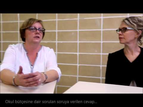 Finnish Education ICT 2015 Barcelona interview with Finnish teacher, gather together for better