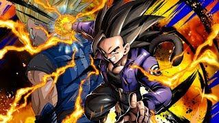 Super Saiyan Shallot Learns the ORIGINAL Hakai Special Attack! | Dragon Ball Legends