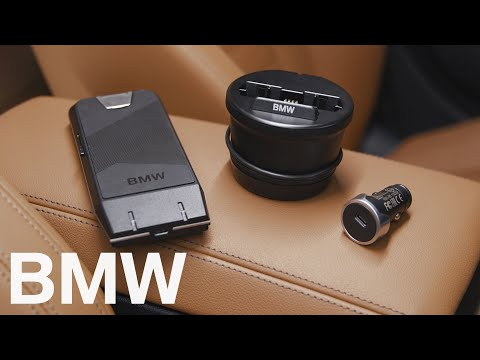 How to use BMW's Wireless Charging Station Universal – BMW How-To