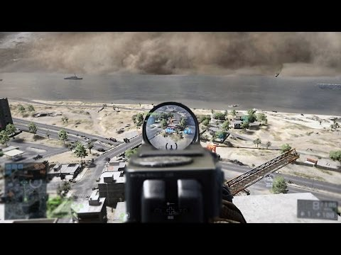 Gulf of Oman 2014 - Battlefield 4 Second Assault Exclusive Gameplay (BF4 Multiplayer)