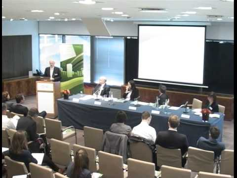 Science for the Green Economy Seminar Series: The New Infrastructures - Opportunity or Risk