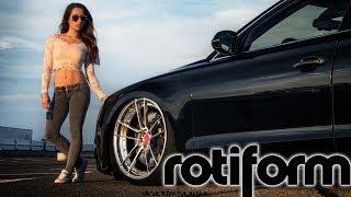 Rotiform - AUDI A8 - Car Porn - Lisa Yasmin / Sound / Exhaust