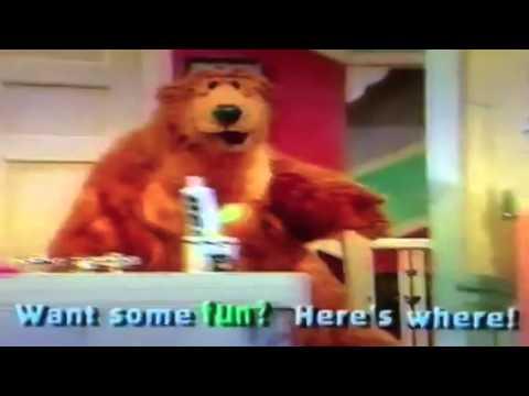 Bear inthe big blue house song lyrics