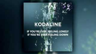 Kodaline - Love Will Set You Free (Lyric Video)