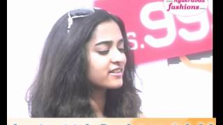 Actress Nanditha Speech in Saberi