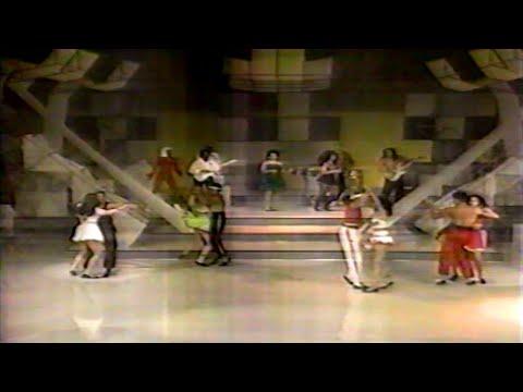 Kaoma Presentación En México 1989