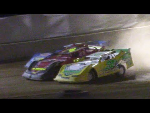 RUSH Crate Late Model Feature | Old Bradford Speedway | 6-11-17