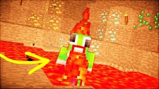 GETTING TROLLED AND DYING IN LAVA!