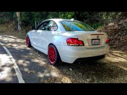 TIAL Blow Off Valve Sound - TiAl Q BOV On BMW 135i N54