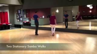 Samba Line Dance