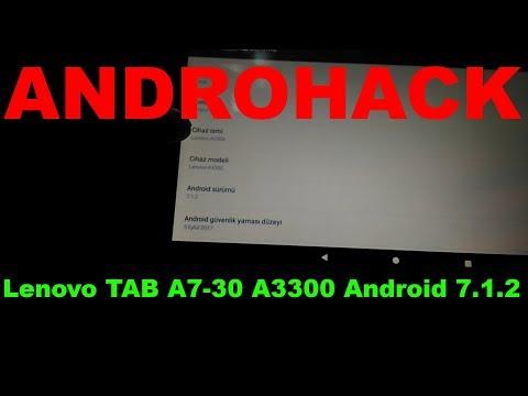 Lenovo A7-30 A3300 Video clips - PhoneArena