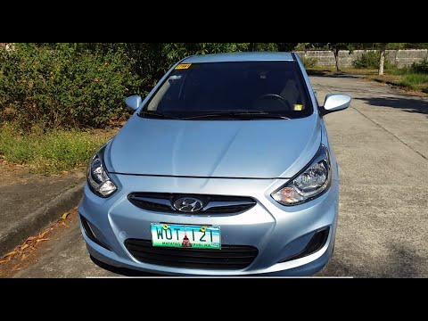 2014 Hyundai Accent CRDI MT 6spd FULL REVIEW interior, exterior, engine, exhasut