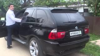 Звук BMW vs Волга V8