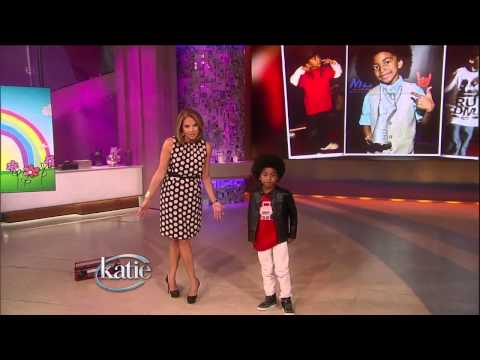 Watch 8-Year-Old Hip Hop Sensation Miles Brown