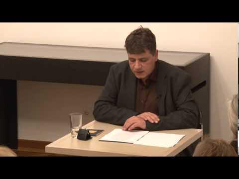 New York. State of Mind - Marcel Beyer liest Thomas Kling