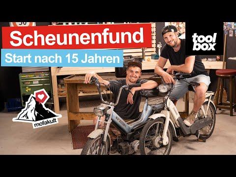 ERSTER START NACH 15 JAHREN STANDZEIT | MOFA SCHEUNENFUND