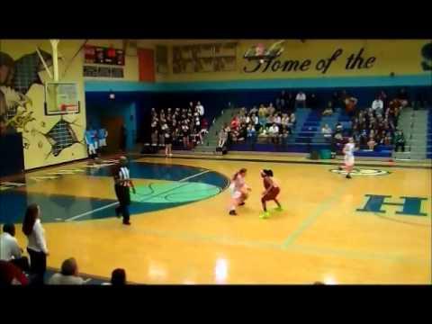 Hilton Head Island High School sophomore guard Savannah Reier
