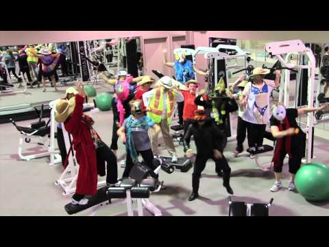 Harlem Shake - Body Shaping Fitness Studio