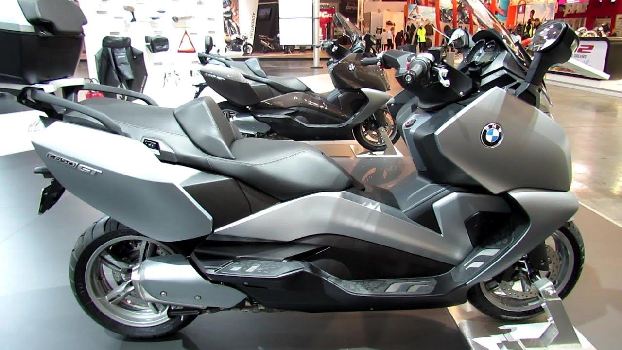 moto scooter bmw 650