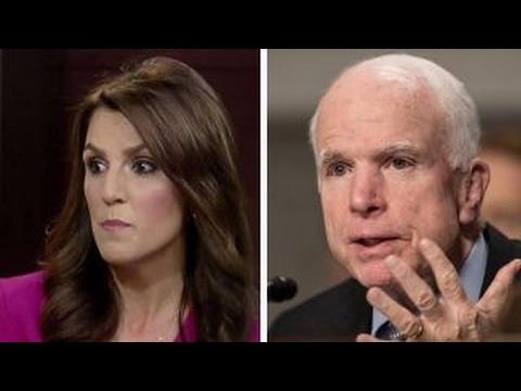Taya Kyle reacts to McCain calling Yemen raid a failure
