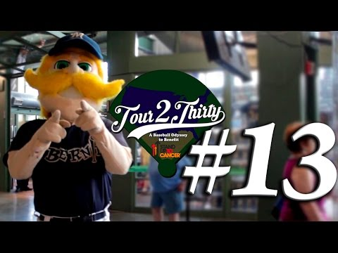 Tour 2 Thirty - Ballpark #13 of 30 - Miller Park [Brewers vs. Indians]