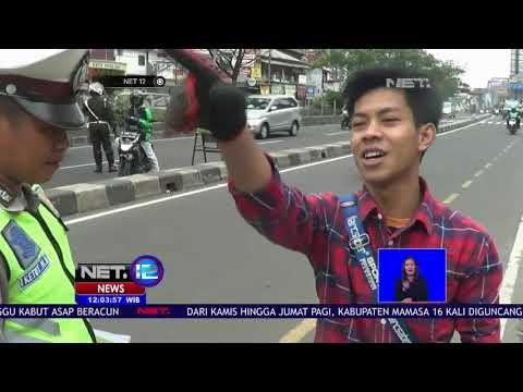 Beberapa Insiden Unik Yang Dialami Polisi Saat Razia Zebra 2018   NET12