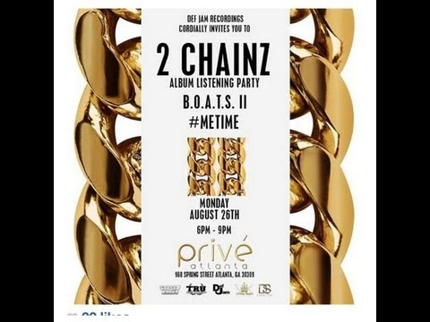 2 Chainz -- Netflix (Feat. Fergie) performance at@ Prive' Lounge