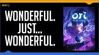Ori and the Will of the Wisps - Review by Skill Up (Video Game Video Review)