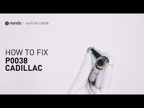 How to Fix CADILLAC P0038 Engine Code in 2 Minutes [1 DIY Method / Only $19.71]