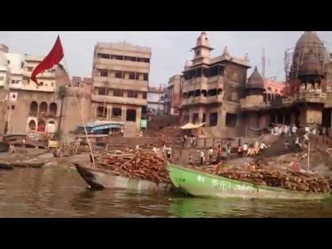 Kashi...The Eternal City...Boat Trip Part 2