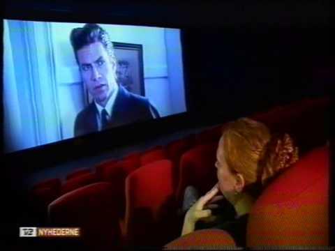 TV2 ser på Dich Passer filmen (med Josefine Passer og Nikolaj Lie Kaas)