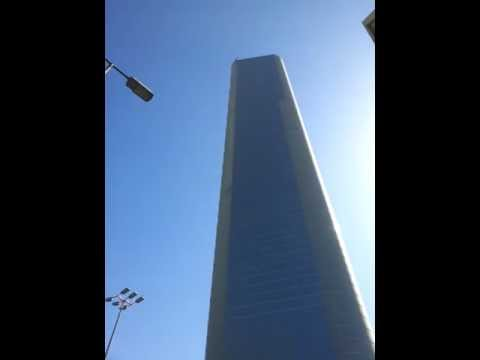 Chris McDougall B.A.S.E jumping from Al Hamra Tower - Kuwait