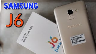 Samsung Galaxy J6 Infinity Unboxing|Review|Hindi|New