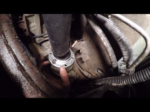 How To Install Front Driveshaft 2001 – 2007 Dodge Dakota