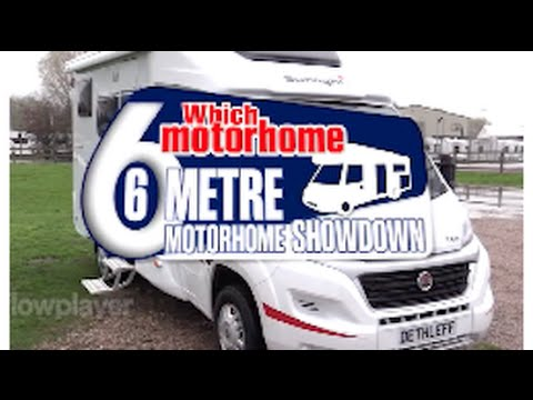 Which Motorhome - 6 Metre Motorhome Showdown | Lowdham Leisureworld