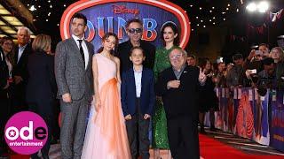 DUMBO: Stars shine at European Premiere
