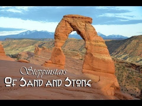 Utah - travel - tourism - The Mighty Five - Of Sand and Stone - parks - Steppinstars - music