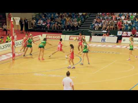 Mission Foods Nations Cup 2016 Game 1: Singapore vs Ireland