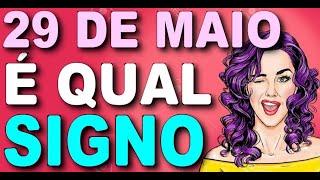 29 De Maio Signo - 29 De Maio Qual O Signo E Personalidade  Signo De Maio