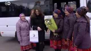 Russland: Die Babuschkas   Europa Aktuell