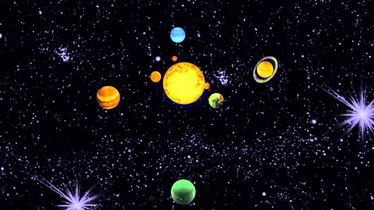 3d Earth Wallpaper Hd Modelado Y Animaci 243 N 3d Sistema Solar Youtube