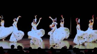 The Spirit Of Peacock 雀之靈 Dai Minority Peacock Dance Rhythms Of China 2012