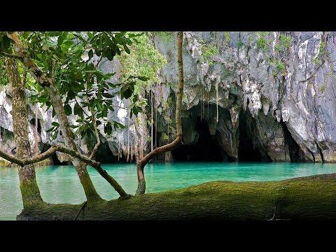 Puerto Princesa Underground River: Philippines - New7Wonders of Nature