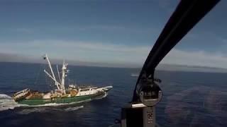 GoPro: Вертоліт, посадка в човні atunero