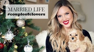 Spend The Weekend With Us || MARRIED LIFE || Vlogmas #12 & #13