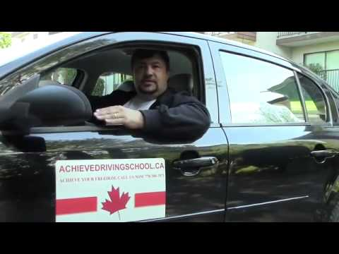 Driving Schools Calgary   Tips to Pass The Road Test
