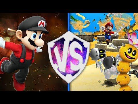 Super Mario Galaxy Versus - Part 13